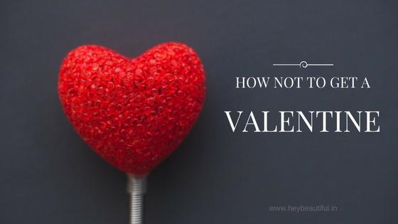 not get a valentine